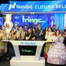 Photo Flash: FringeNYC's 2015 Shows Ring the NASDAQ Closing Bell