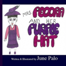 June Palo Releases MRS. PECORA AND HER PURPLE HAT