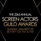 Winners for 23rd Annual SCREEN ACTORS GUILD AWARDS Announced; Full List