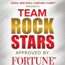 Rock and Roll Fantasy Camp's TEAM ROCK STARS Joins with Fortune