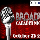 Star of the Day Event Productions to Host Broadway Kids Cabaret, 10/23-25