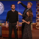 VIDEO: Starlee Kine & Conan Crack the Mystery Of Jake Gyllenhaal's Height!