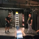 Photo Flash: Behind the Scenes with Nine Theatricals' HAMLET at 13th Street Rep