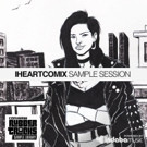 IHEARTCOMIX Sample Pack Now Available at Converse Rubber Tracks Sample Library