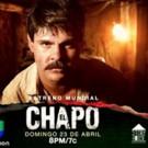 Marco de la O Cast in Title Role of Univision Original Series EL CHAPO