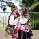 Photo Flash: First Look at Cincy Shakespeare's A MIDSUMMER NIGHT'S DREAM