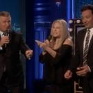 Must-Watch VIDEO: TONIGHT SHOW Outtake - After Goofs, Jimmy Fallon Joins Barbra Streisand & Alec Baldwin for Duet!