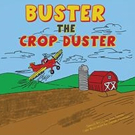 Sir Grinsalot Pens BUSTER THE CROP DUSTER
