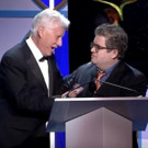 VIDEO: James Woods Makes Unplanned Interruption to Patton Oswalt's WGA Opening