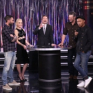 VIDEO: THE VOICE Coaches Compete in 'Spin the Microphone' on TONIGHT