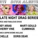 Feinstein's/54 Below Launches Late Night Drag Series with Miss Vodka Stinger, Cacophany Daniels & More
