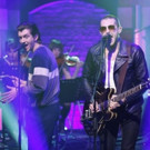 VIDEO: English Supergroup The Last Shadow Puppets Perform on LATE NIGHT