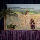 THE MONKEY AND THE PIRATE at Great AZ Puppet Theater
