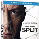 M. Night Shyamalan's Psychological Thriller SPLIT Coming to Digital HD, Blu-ray & DVD This April
