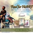 'Food for HeART' Benefit to Support The Mosaic Hub at Hungry's, 8/31