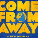 COME FROM AWAY to Play Winnipeg in January 2018, Prior to Toronto 2018 Engagement