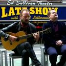 VIDEO: Watch Sting & James Corden's Unique Farewell Song to David Letterman!