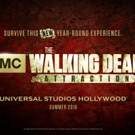 New THE WALKING DEAD Attraction to Debut at Universal Studios Hollywood; Watch Preview!