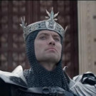 VIDEO: First Look - Jude Law Stars in Fantasy Action-Adventure KING ARTHUR: LEGEND OF THE SWORD
