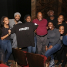 Photo Coverage: THE COLOR PURPLE Welcomes Kids from PAL
