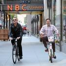 VIDEO: Bono Gets Back on a Bike; U2 Talks World Tour on TONIGHT SHOW