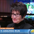 BWW TV: Chita Rivera Talks Prolific Career & More on TODAY
