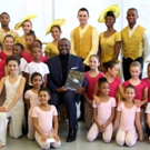 Photo Flash: First Look at MY STORY, MY DANCE: Robert Battle's Journey to Alvin Ailey Book Launch