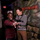 VIDEO: Kevin Hart & Jimmy Fallon Visit NYC's Scariest Haunted House on TONIGHT
