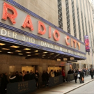 Photo Flash: Hopeful Dancers Line Up Outside Radio City Music Hall to Audition for the Rockettes