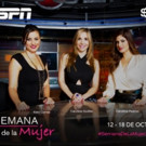 Female Talent to Take Over ESPN Deportes SportsCenter to Promote Breast Cancer Awareness