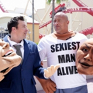 VIDEO: Jimmy Fallon & Dwayne Johnson Surprise Fans with Mascot Photobombs