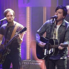 VIDEO: The Wild Feathers Perform 'Overnight' on LATE NIGHT