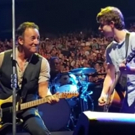 VIDEO: Teen Fulfills Dream of a Lifetime Performing on Stage with Bruce Springsteen