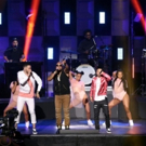VIDEO: Flo Rida and 99 Percent Perform 'Cake' on TONIGHT SHOW