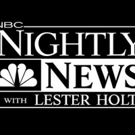 NBC NIGHTLY NEWS Wins Across the Board for September 2016