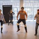 Photo Flash: Inside Rehearsal for KING OF THE YEES at Goodman Theatre Photos