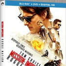 MISSION: IMPOSSIBLE—ROGUE NATION Comes to Blu-ray Combo Pack Today