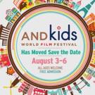 DeBartolo Performing Arts Center to Host 8th Annual ANDkids World Film Festival