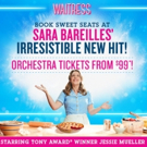 Get $99 Orchestra Seats to WAITRESS This Fall Only!