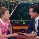 VIDEO: WAITRESS' Jessie Mueller & Stephen Colbert Sing Carole King Classic Over Pecan Pie
