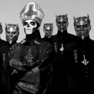 Grammy Winners Ghost Enter Top Rock Albums Chart at No. 1 With Popestar EP