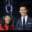 FREEZE FRAME: Andrew Rannells & Nikki M. James Announce 2016 Tony Award Nominations