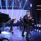 VIDEO: Ricky Martin Performs 'Mr. Put It Down' on TONIGHT SHOW