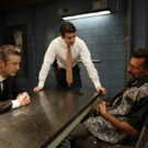Photo Flash: Broadway's Andy Karl Debuts on NBC's LAW & ORDER: SVU