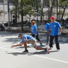 Photo Flash: NYC Parks Opens Two Newly Refurbished Handball Courts in Manhattan, Brooklyn Photos