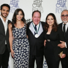 Photo Flash: James L. Nederlander and ON YOUR FEET! Cast, Creatives Attend 2016 Great Sports Legends Dinner