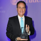 Noticias Telemundo Anchor Jose Diaz-Balart received the 2017 Latinovator Award