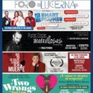 AGENDA BWW MX: Cartelera Foro Lucerna Abril 2016