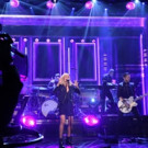 VIDEO: Ellie Goulding Performs New Song 'On My Mind' on TONIGHT SHOW