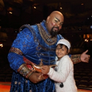 Photo Flash: Genie Grants 'Make-a-Wishes' at Special ALADDIN Performance